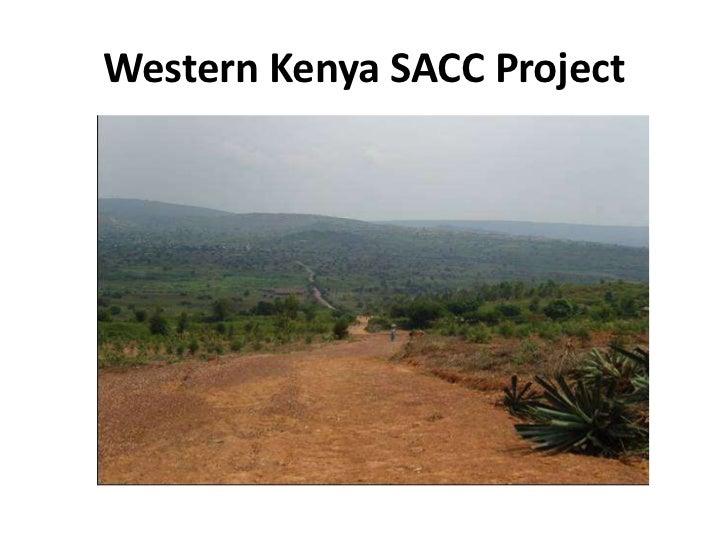 Western Kenya SACC Project