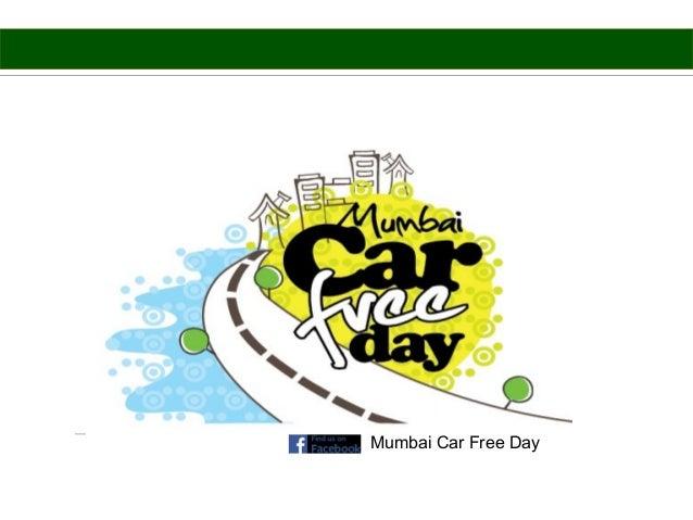 Mumbai Car Free Day