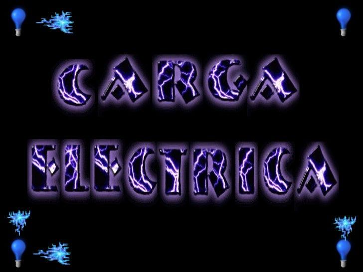 Carga electrica 3