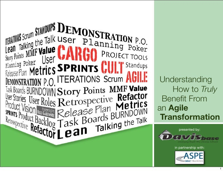 Cargo Cult Agile