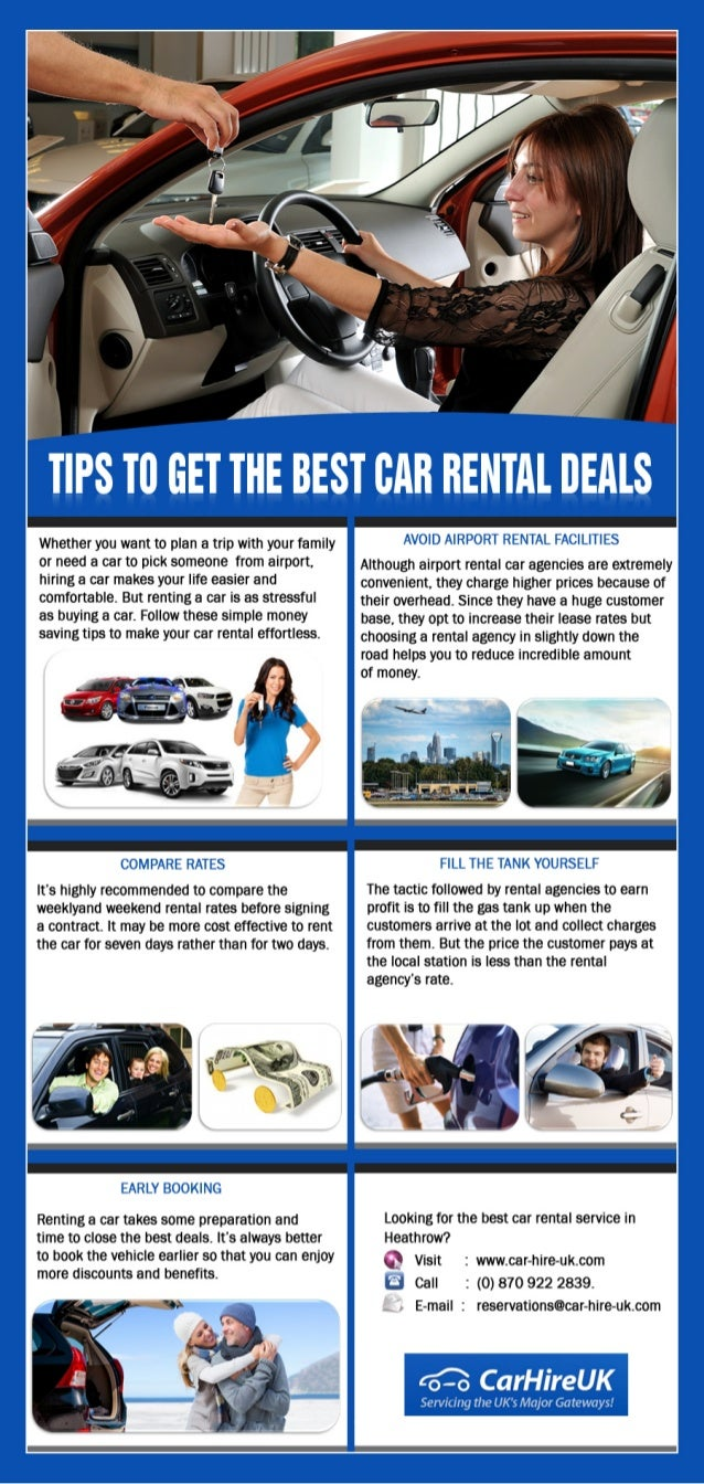 Whether you want to plan a trip with your family  or need a car to pick someone from airport,  hiring a car makes your lif...