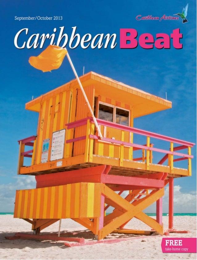 Caribbean Beat Magazine (#123: September/October 2013)