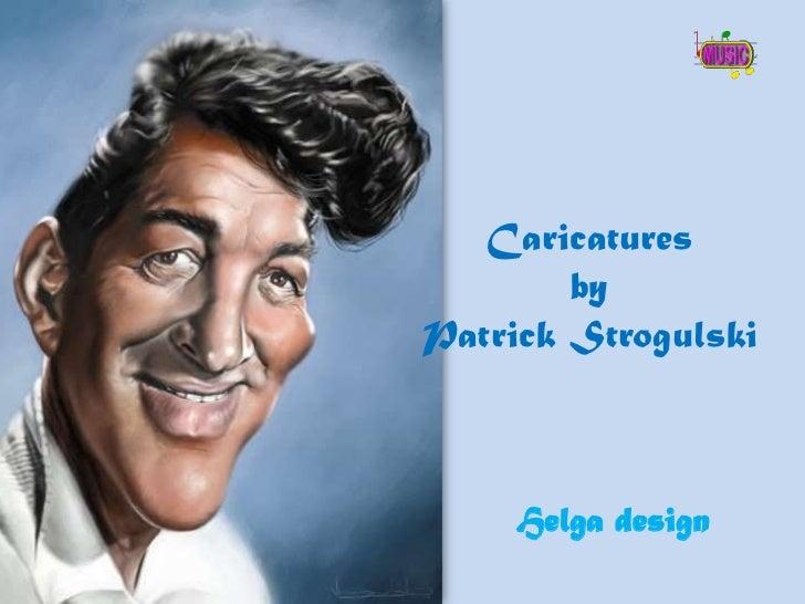 Caricatures by strogulski