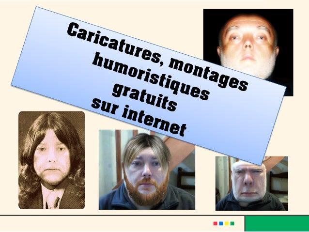 Caricatures en ligne - Caricature gratuite en ligne ...