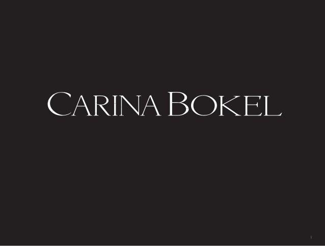 Carina Bokel 2013