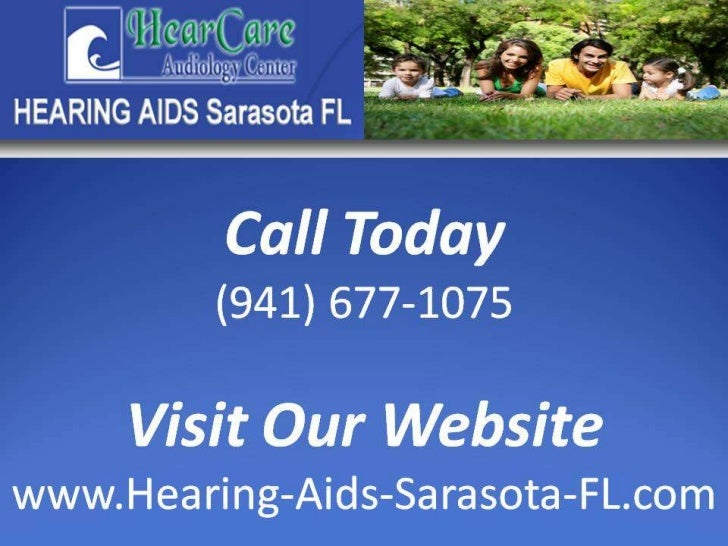 Caring For Your Behind The Ear Hearing Aids Sarasota FL