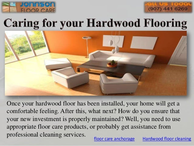 Once your hardwood floor has been installed, your home will get a comfortable feeling. After this, what next? How do you e...