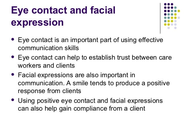 communication skills social work essay Free essay: communication in social work practice - essay from social  the  importance of communication skills in social work practice.