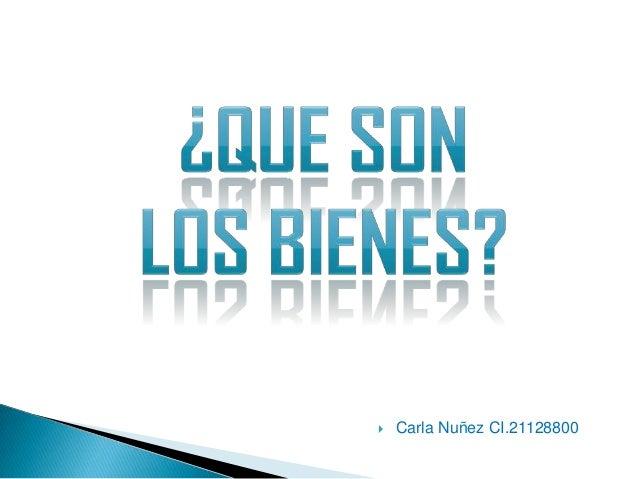  Carla Nuñez CI.21128800