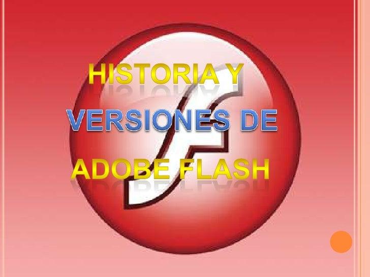 El inicio de flash comenzó con el arquitecto Jonathan Gay, cuando realizójuegos sencillos hechos en Basic. Después con pas...