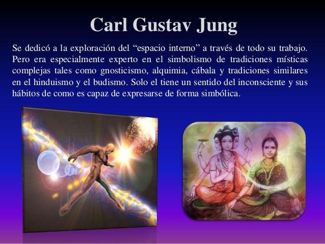 """Carl Gustav Jung Se dedicó a la exploración del """"espacio interno"""" a través de todo su trabajo. Pero era especialmente expe..."""