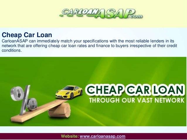 direct online auto loans service.