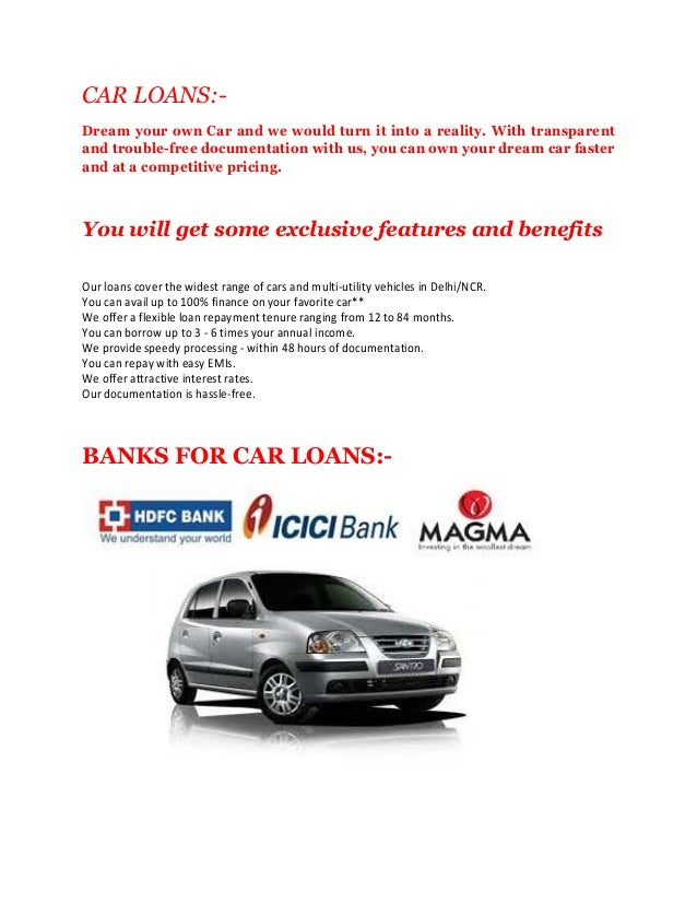 Bad Credit Used Vehicle Loans - Getting Lower Month-To-Month Payments