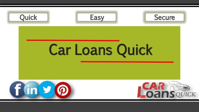 Car Loan Quick Quote