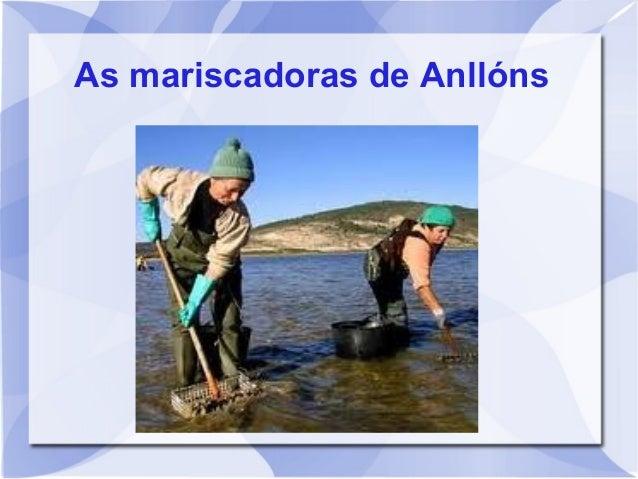 As mariscadoras de Anllóns