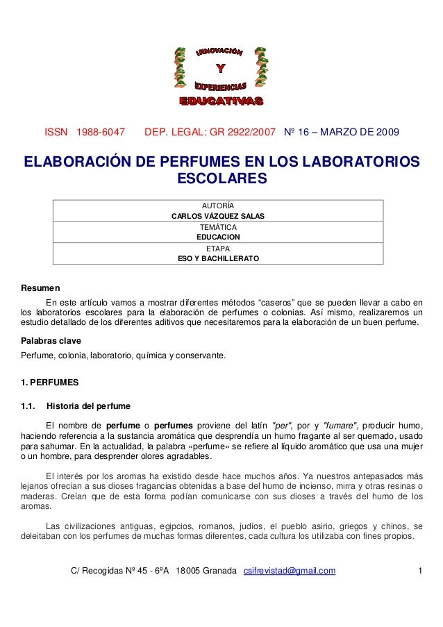 ISSN 1988-6047 DEP. LEGAL: GR 2922/2007 Nº 16 – MARZO DE 2009 C/ Recogidas Nº 45 - 6ºA 18005 Granada csifrevistad@gmail.co...