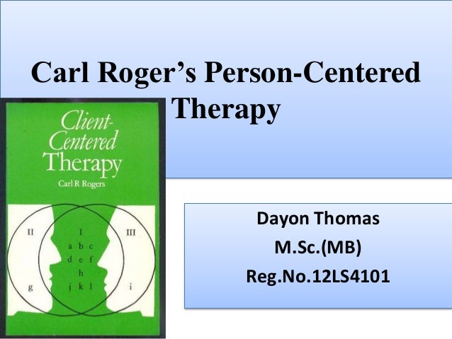 person centred counselling essays