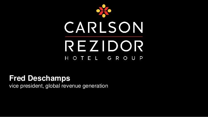 Fred Deschampsvice president, global revenue generation