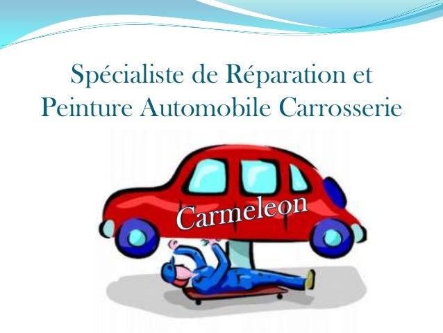 Spécialiste de Réparation etPeinture Automobile Carrosserie