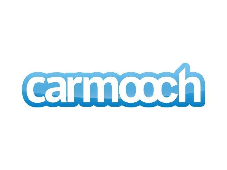 Carmooch Elevator Pitch