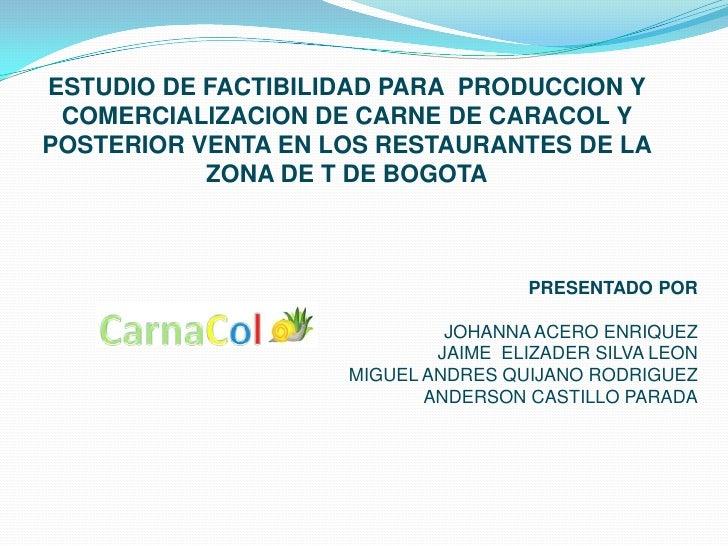 Carnacol
