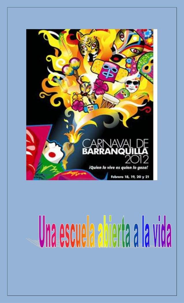 INSTITUCION EDUCATIVA DISTRITAL DE FORMACION TÉCNICA             DIVERSIFICADA ALBERTO ASSA               Proyecto de carn...