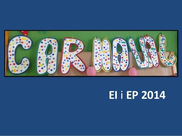 EI i EP 2014