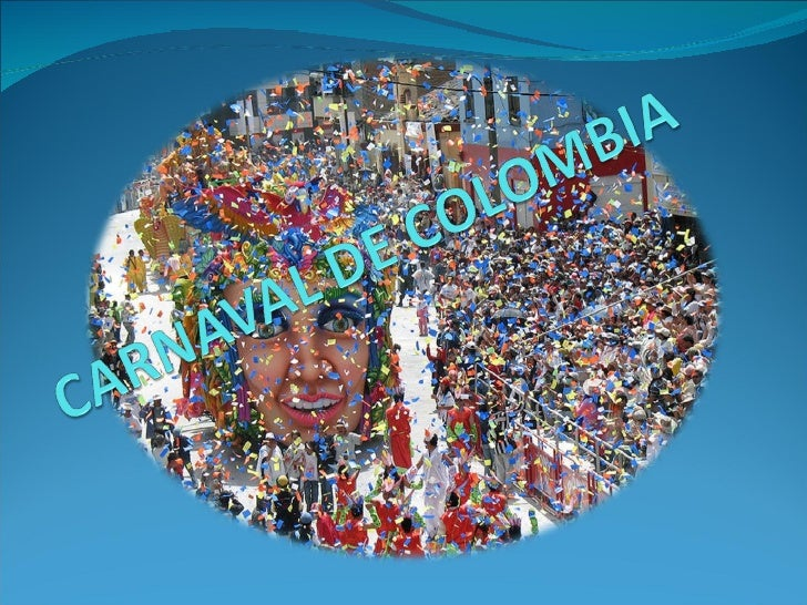 Carnaval De Colombia 1