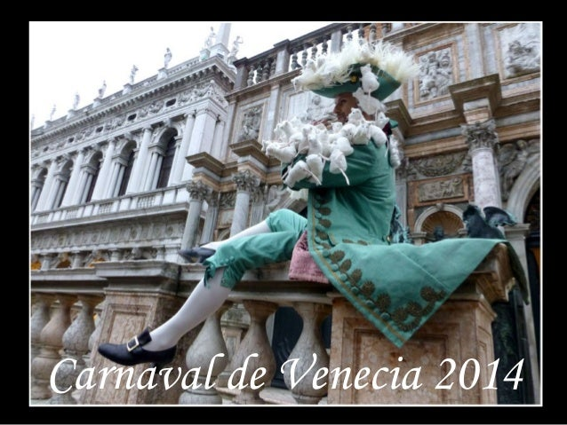 Carnaval de Venecia 2014