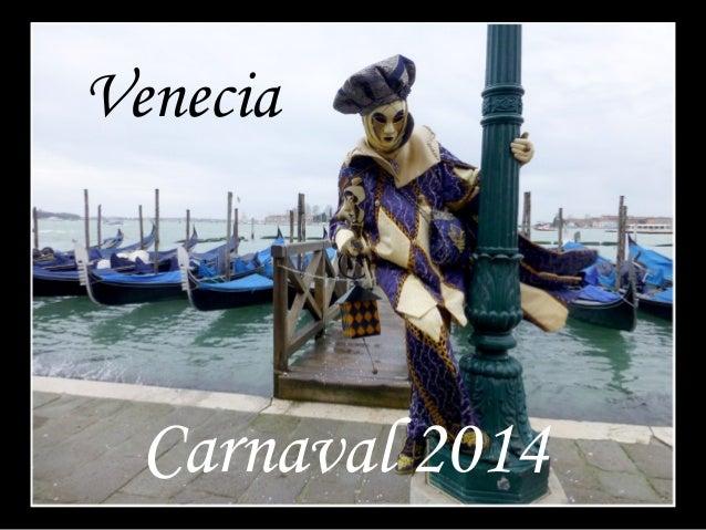 Carnaval de Venecia II