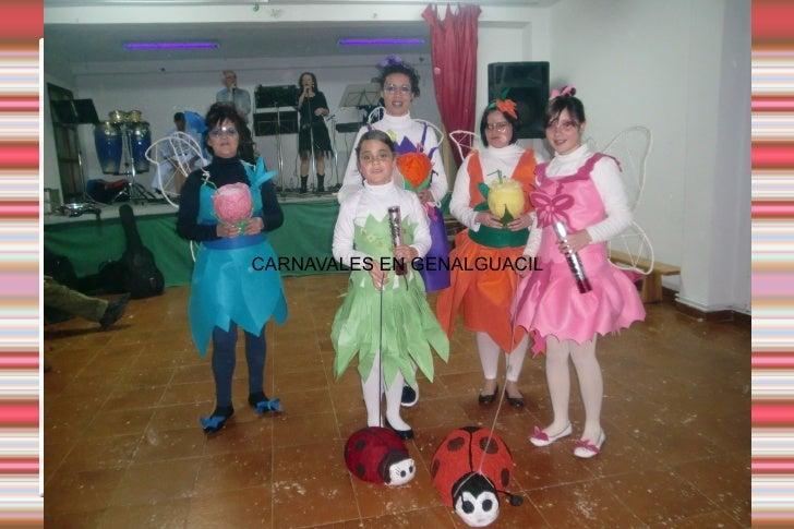 Carnavales en Genalguacil CARNAVALES EN GENALGUACIL