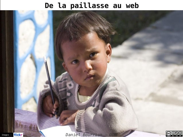 Images : De la paillasse au web Daniel Bourrion – lab'UA – DDN