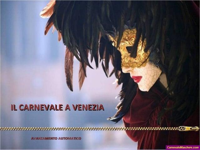 Carnevale a-venezia