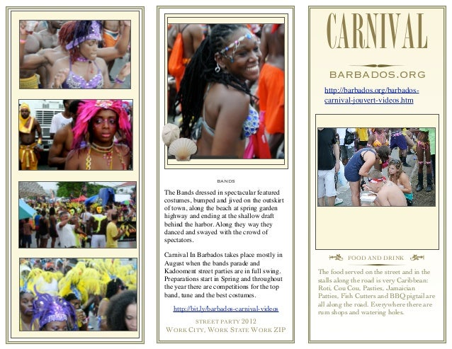 Barbados Crop Over Carnival