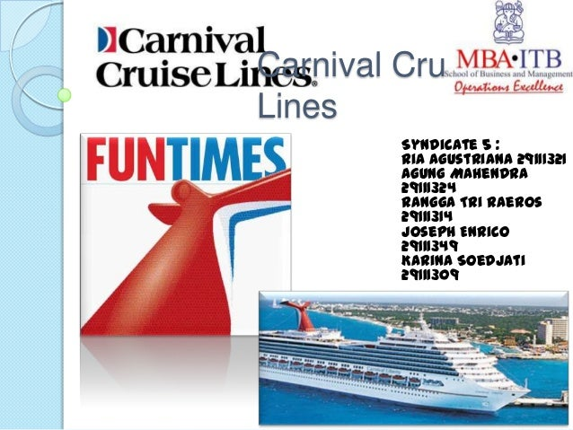Marketing in the Cruise Industry