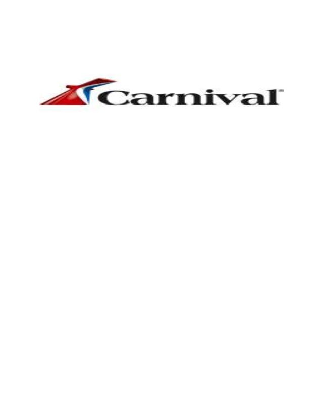 2 Carnival Cruise Lines is one of the largest and most successful cruise line companies in the world. The history of Carni...