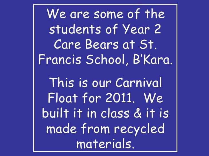 Carnival f