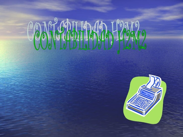 CONTABILIDAD H2M2