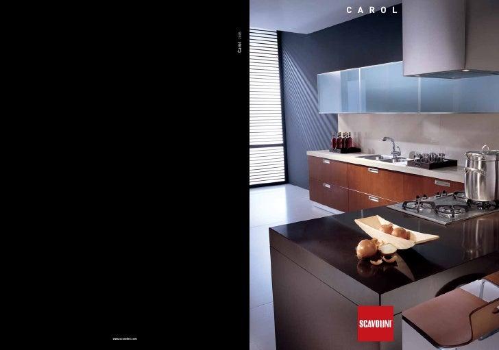C A R O L                         Carol 2005     www.scavolini.com