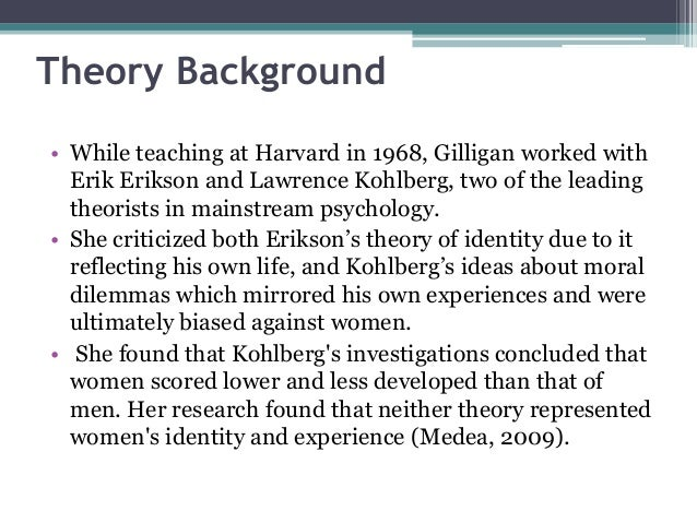 erik erikson research Erik erikson was a german born psychologist who emigrated to the united states erikson's biological father, who was danish, had left before erikson was born as a young adult in europe, erikson was both an artist and a teacher in the late 1920's when he met anna freud and began to study child psychoanalyses.