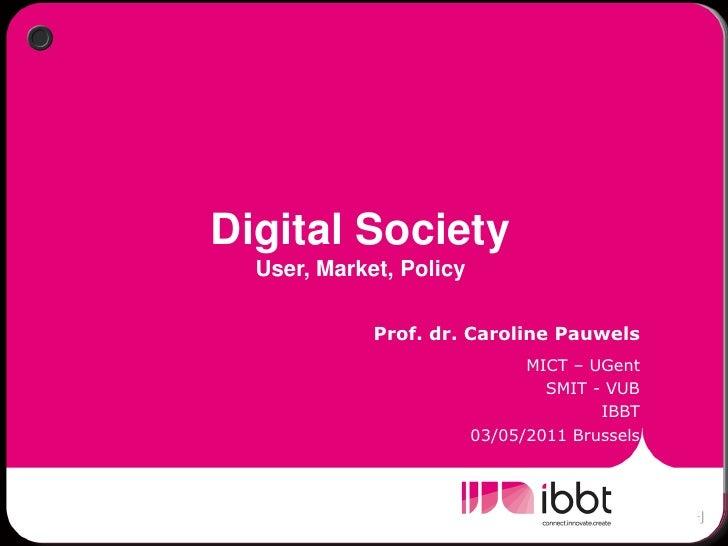 Caroline pauwels   digital society