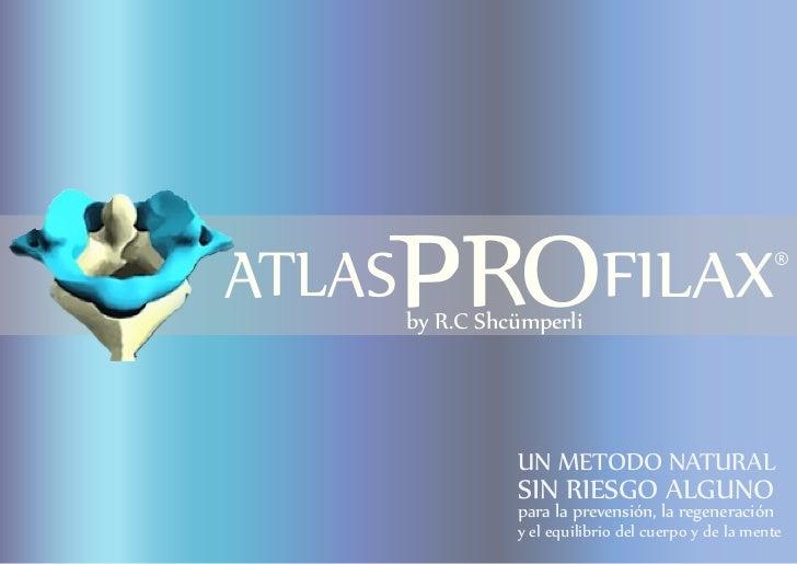 by R.C Shcümperli          UN METODO NATURAL          SIN RIESGO ALGUNO          para la prevensión, la regeneración      ...