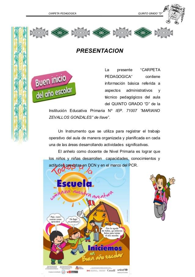 Modelo De Caratula Para La Carpeta Pedagogica | apexwallpapers.com