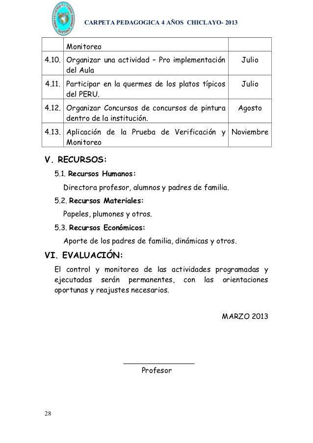 carpeta pedagogica inicial 3 4 y 5 a os On diseño curricular 4 y 5 años