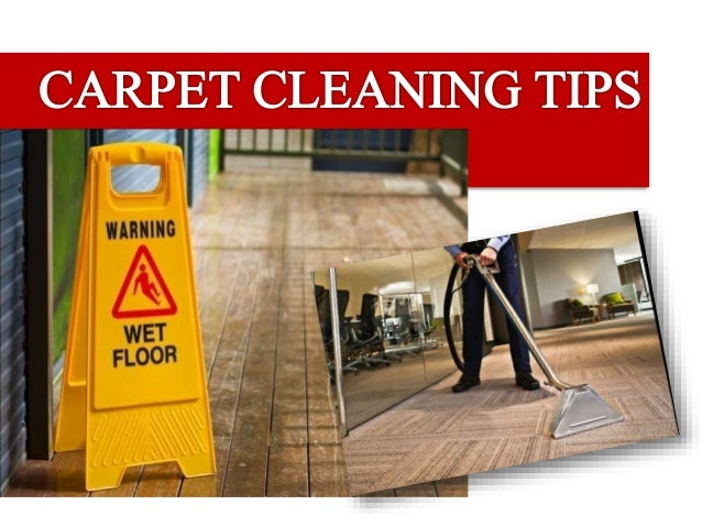 Carpet Cleaning Tips As Diy