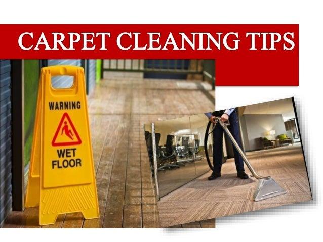 Carpet Cleaning Tips As Diy