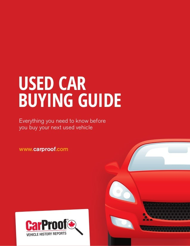 Carproof used-car-buying-guide