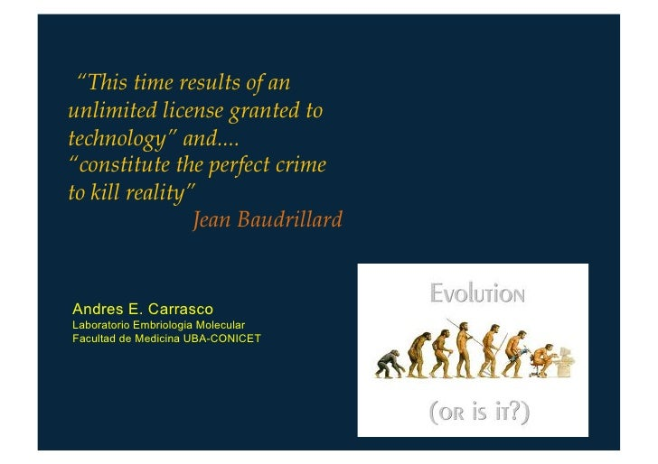 Conferencia Dr. Carrasco