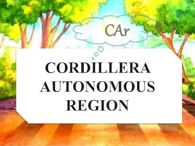 Car region
