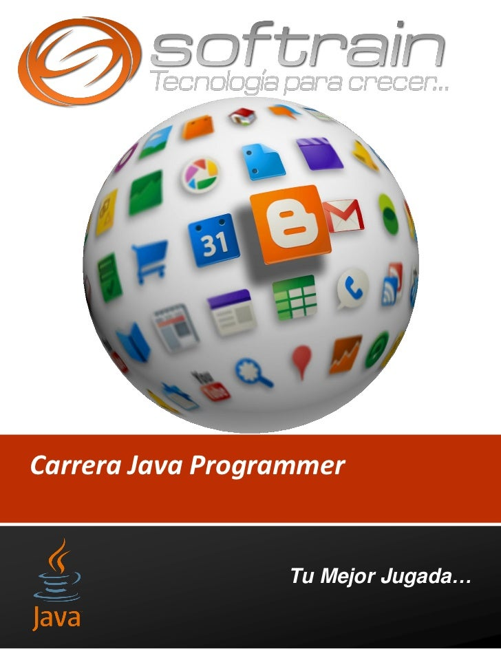 Carrera Java Programmer                  Tu Mejor Jugada…